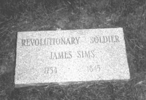 MRIN02312 1754-1845 James Sims