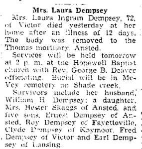MRIN08552 Laura Dempsey obit
