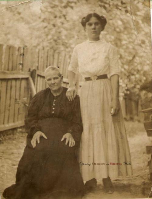 """52 Ancestors: #15 Tabitha Ann """"Tobitha"""" COOLEY1861-1913"""