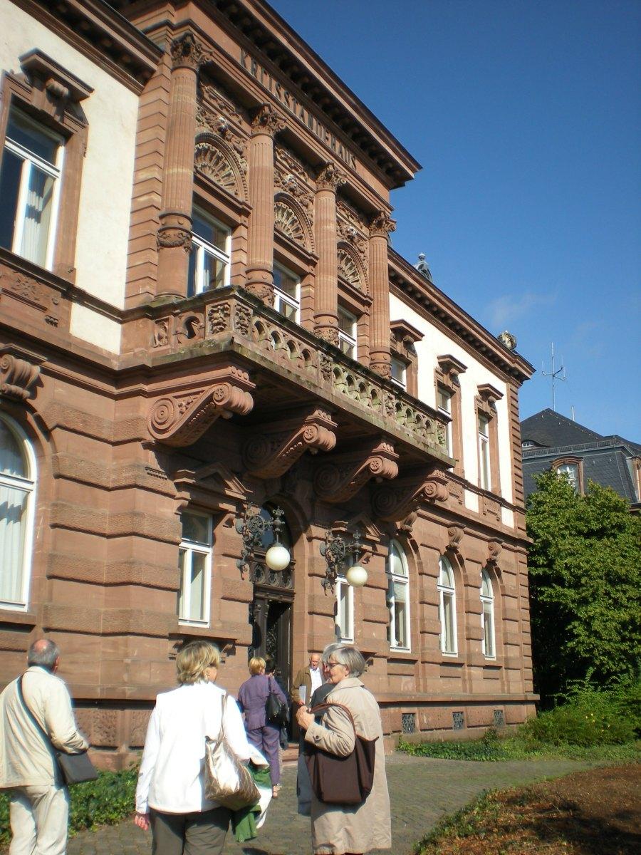 A Visit to the Vereinigung für die Heimatkunde im Landkreis Saarlouis e.V.