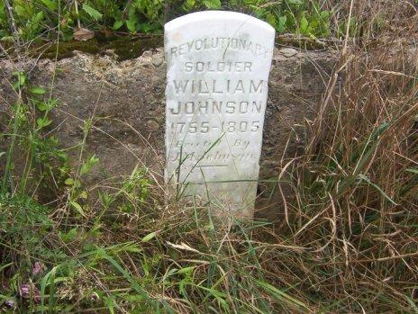 MRIN02347 William Johnson gravemarker 2