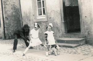 010 Papa (back) et Josette (front)