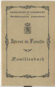 MRIN01117 1935 Fournelle-Wildinger Family Book 1