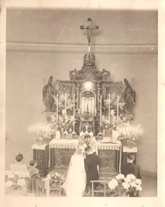 MRIN04646 1952-06-02 Marcel Meder and Maisy Kremer wedding 1