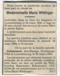 1984-03-22 Marie Wildinger