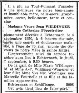 MRIN01118 Catherine Wildinger-Pöppelreiter obit