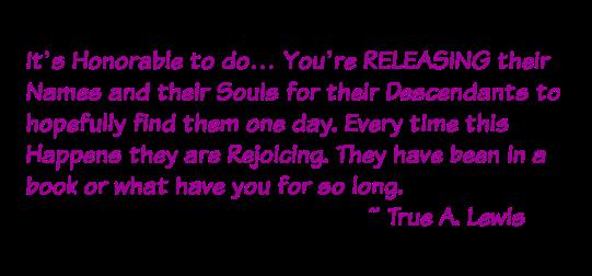 True's statement