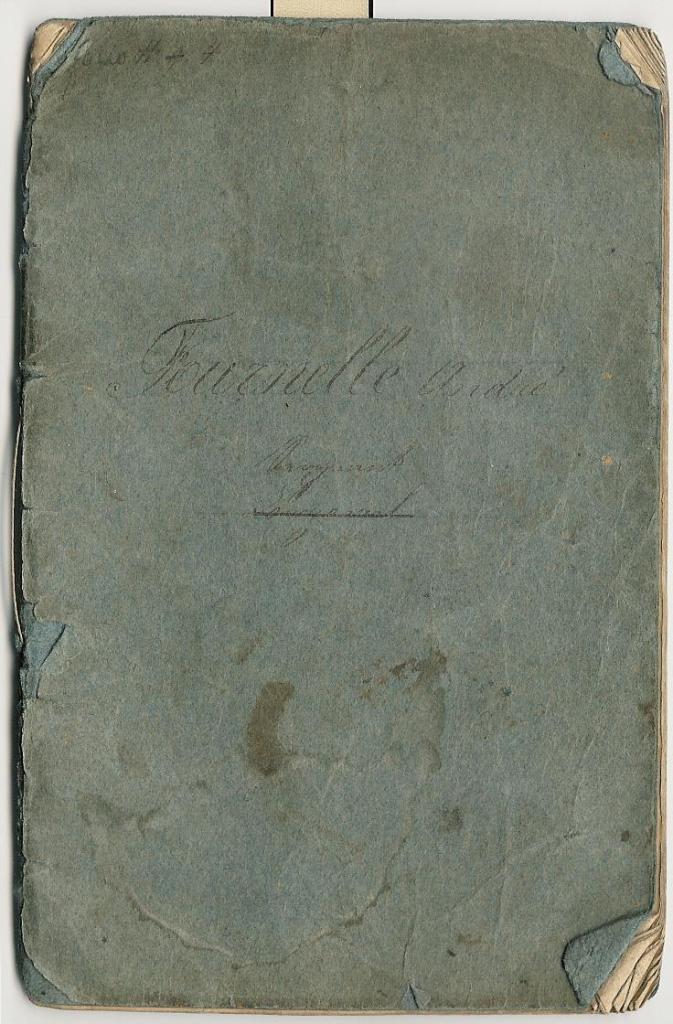 MRIN00166 1866 Fournelle book 1