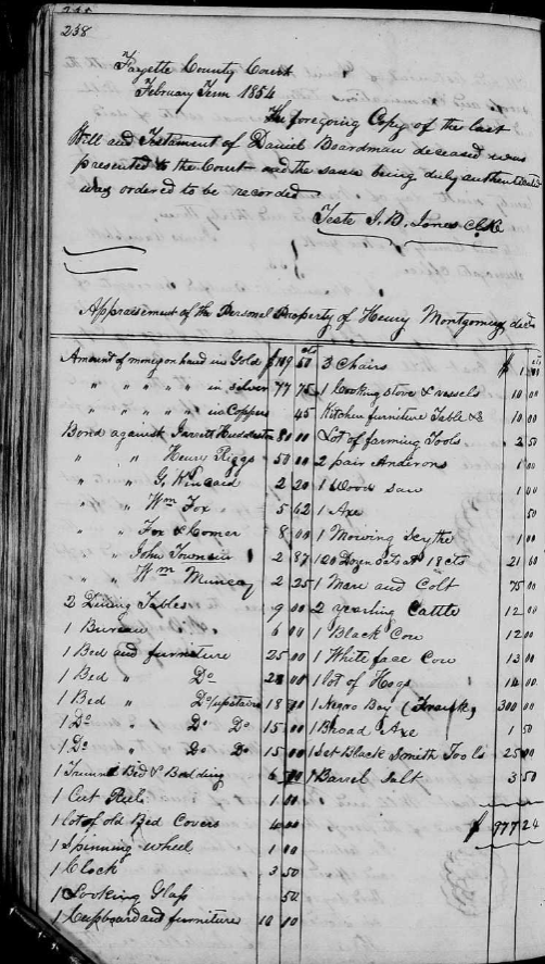 1852appraisal