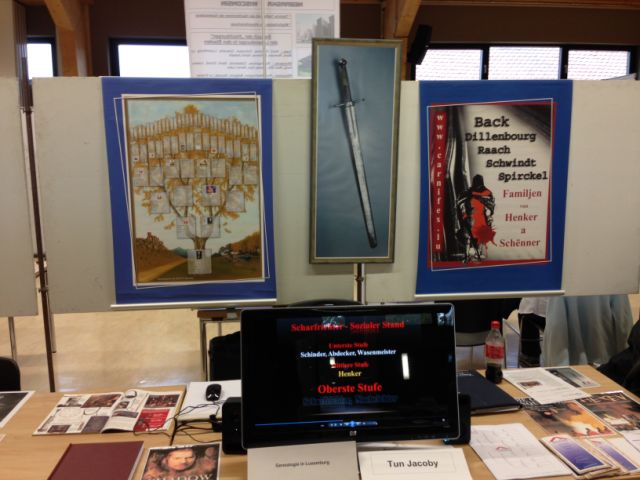 Working a Genealogy Stand at JNGH 2015, A First for Me! (6/6)