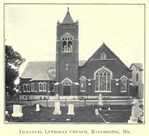 ImmanuelLutheranChurchManchester