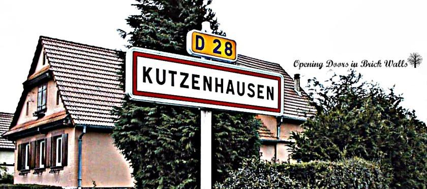 kutzenhausensign