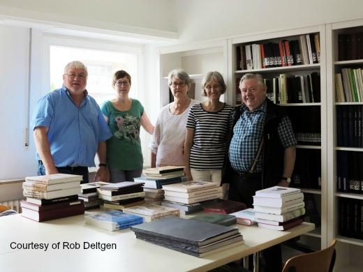 2016-08-09 Peter Daus visit