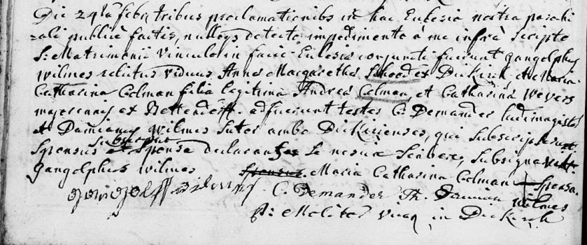 1781marriagewilmescolman