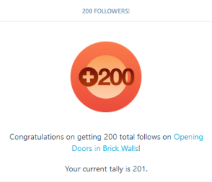 200followers