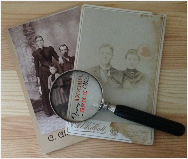 Old Photographs Saved From Trash Can ~ #87 Tintypes, Cartes de Visite, Cabinet Cards