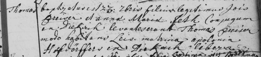 1753thomaspreiserbaptism