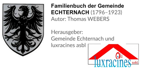A Family Book for Echternach