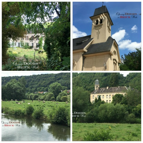 52 Ancestors: #26 A Visit of Moestroff, Ancestral Home of the Zwanck-Welter Family