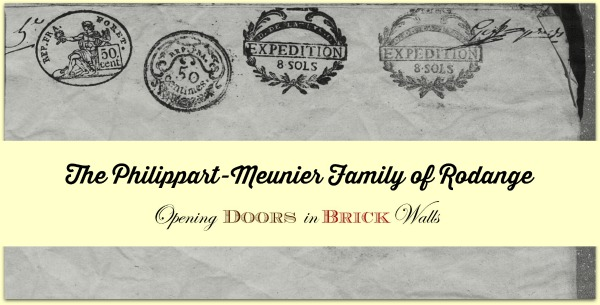 52 Ancestors: #41 The Philippart-Meunier Family of Rodange