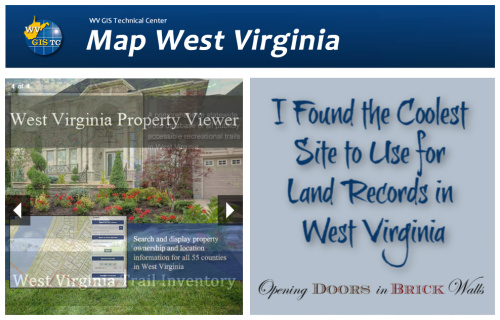 I Found the Coolest Site to Use for Land Records in West Virginia