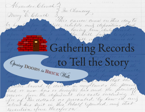 Gathering Records to Tell the Story