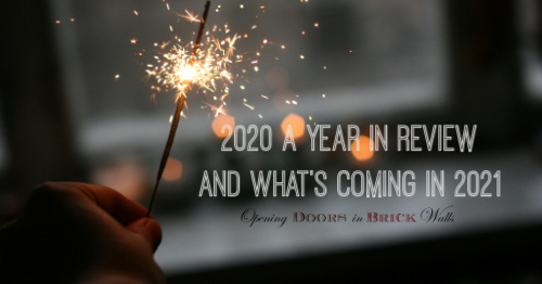 2020 A Year in Review and What's Coming in 2021